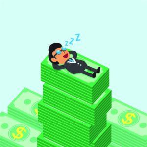 Making money while you sleep